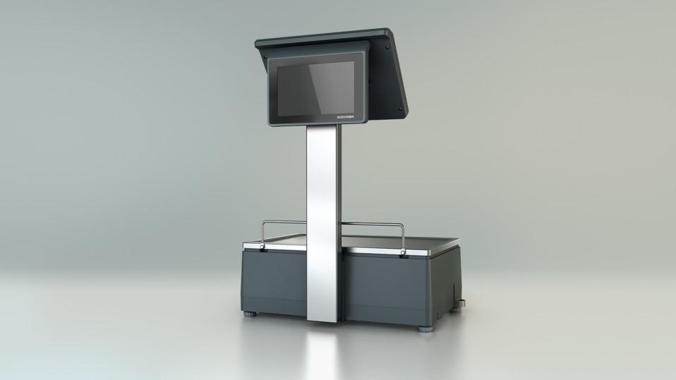 Весы с чекопечатью Bizerba XC 800 - 1