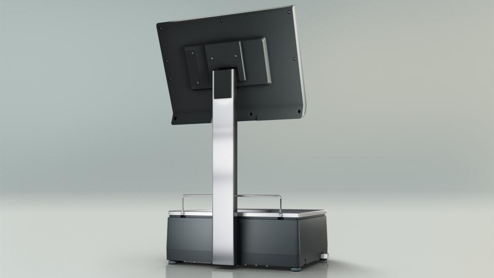 Весы с чекопечатью Bizerba XC 800 - 2