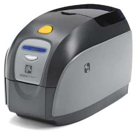 Принтер пластиковых карт Zebra Z11 - 1