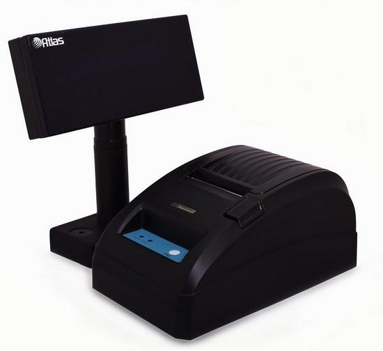 Фискальный регистратор Datecs FP-101 Smart - 3