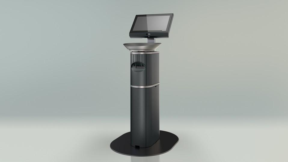 Весы с чекопечатью Bizerba MC 500 - 3