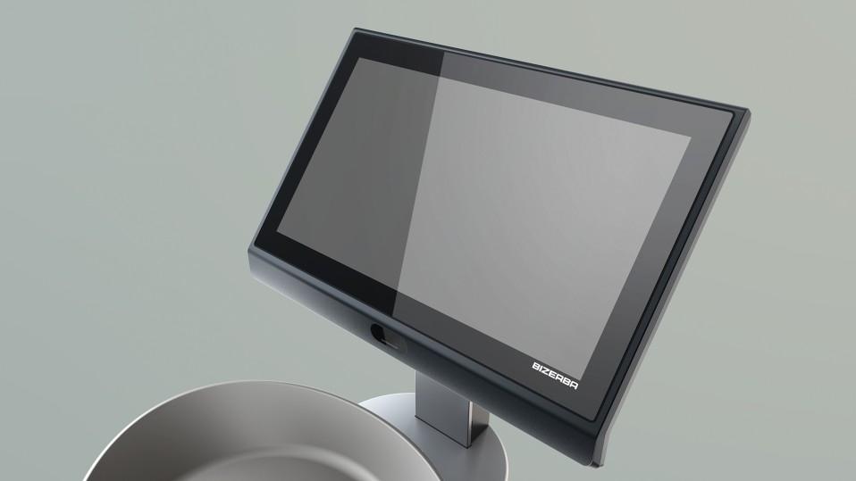 Весы с чекопечатью Bizerba MC 500 - 1