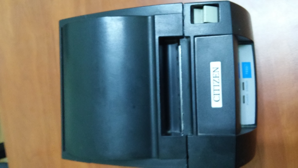 Термопринтер Citizen 310 (Б/У) - 3