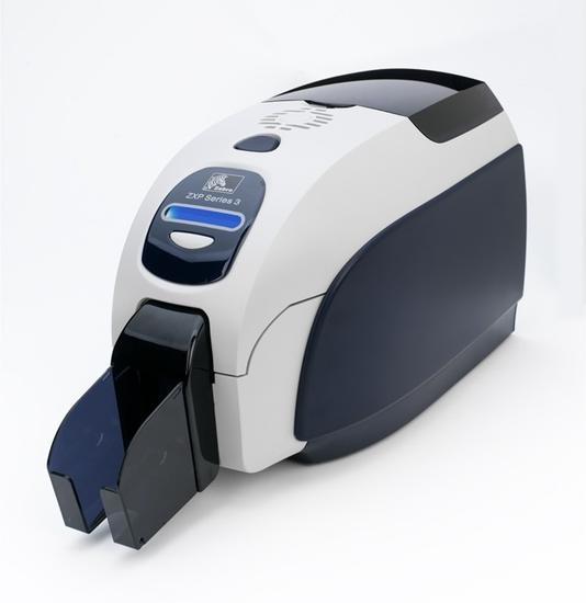 Принтер пластиковых карт Zebra Z32 - 1