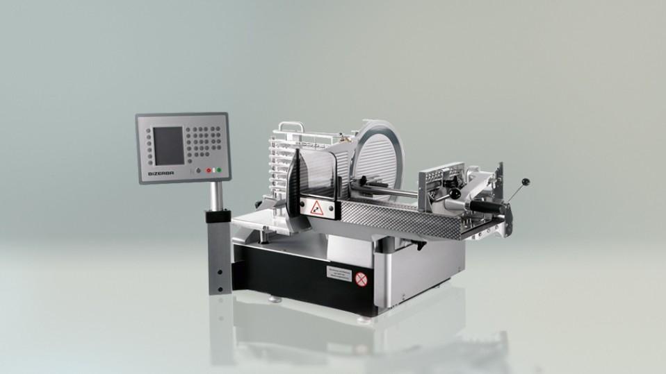 Автоматический слайсер BIZERBA А400 - 2