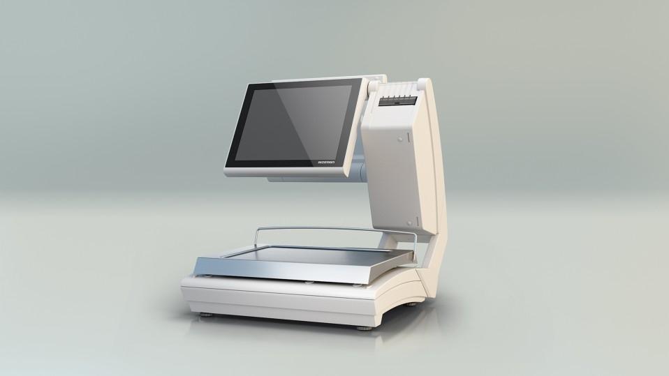 Весы с чекопечатью Bizerba KH II 800 - 6