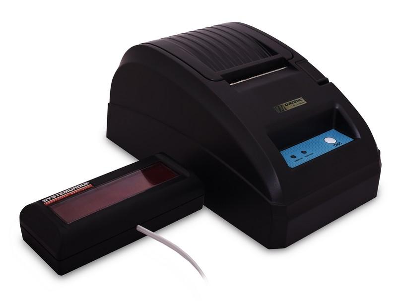 Фискальный регистратор Datecs FP-101 Smart - 2