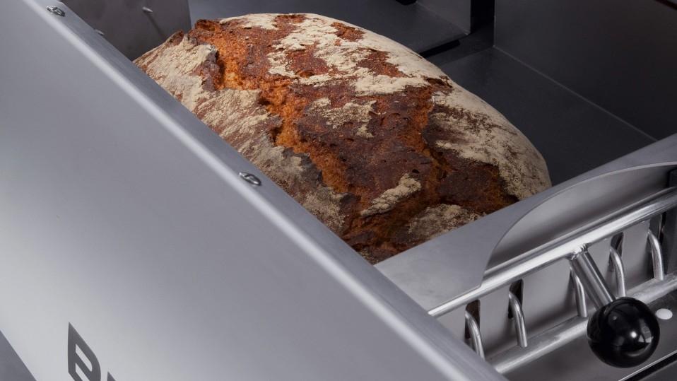 Машина для нарезки хлеба Agiloline B100 - 1