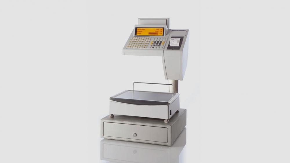 Весы с чекопечатью Bizerba SC II 800 - 1