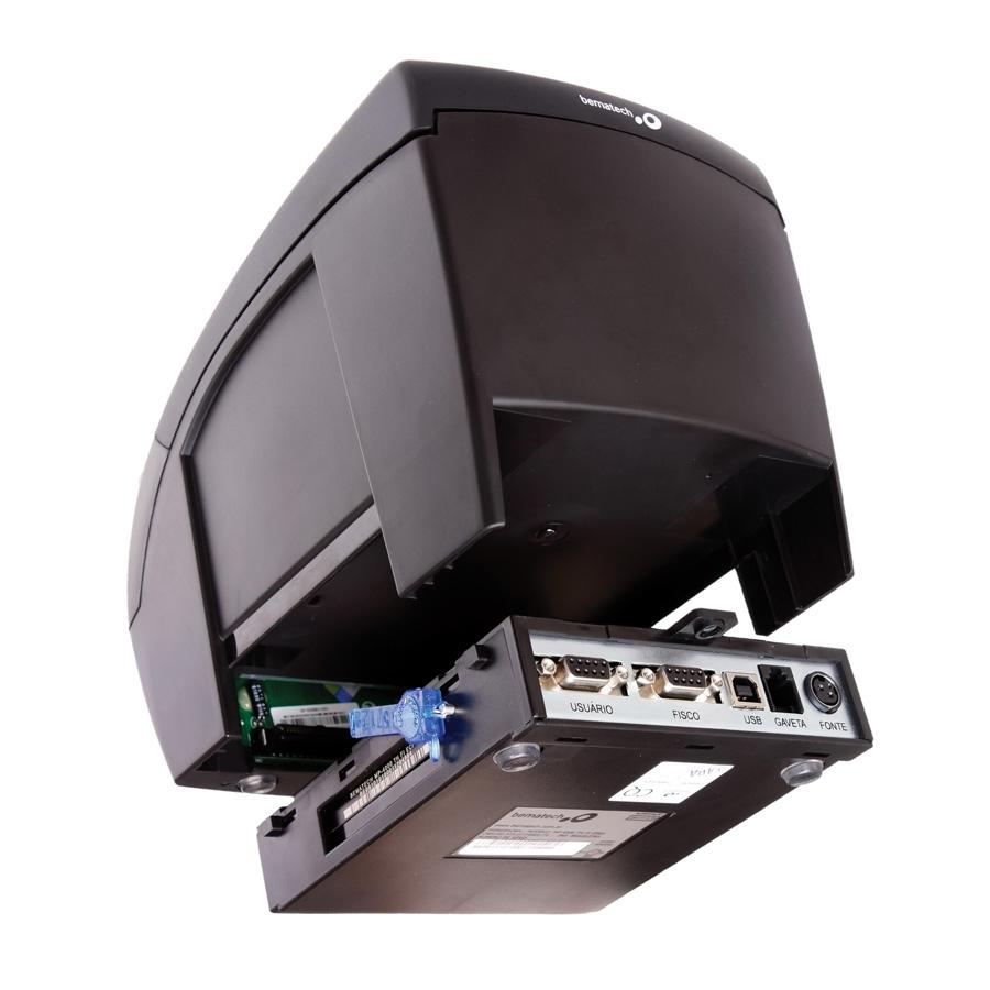 Принтер чеков Bematech MP-4000 - 1