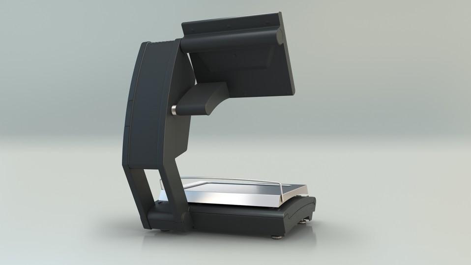 Весы с чекопечатью Bizerba KH II 800 - 3
