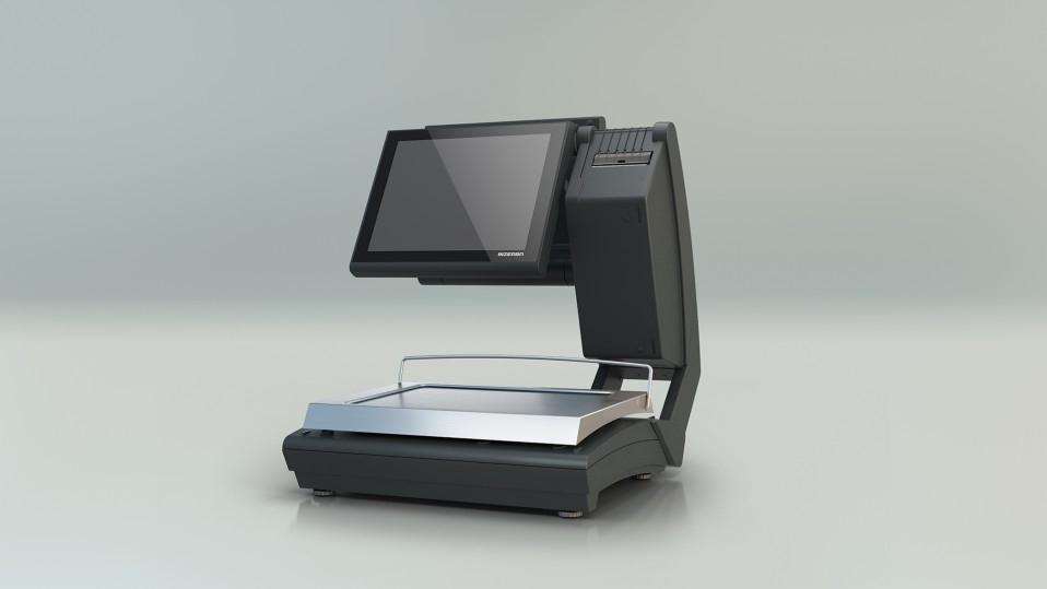 Весы с чекопечатью Bizerba KH II 800 - 4