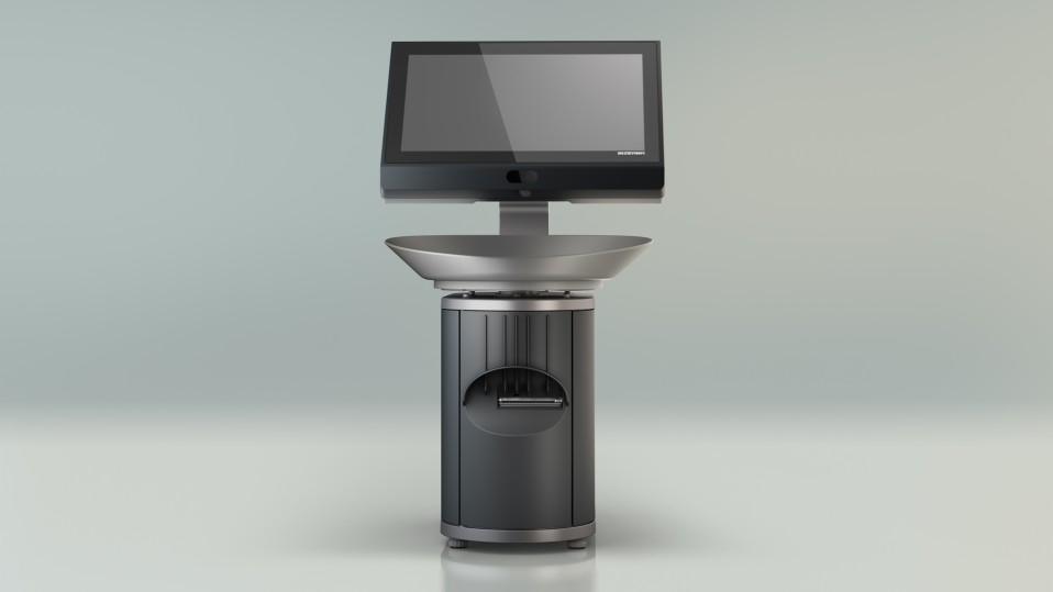 Весы с чекопечатью Bizerba MC 500 - 6