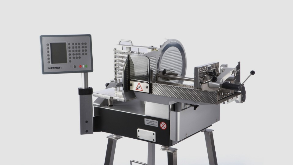 Автоматический слайсер BIZERBA А400 - 1